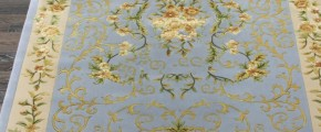 Особенности ковров коллекции Woolen Machine-made